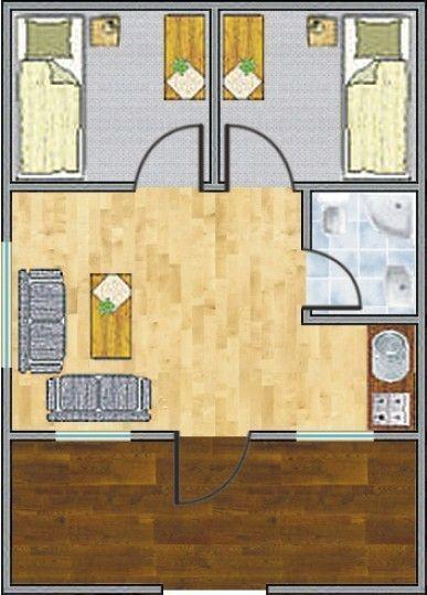 Plan domu Kornwalia