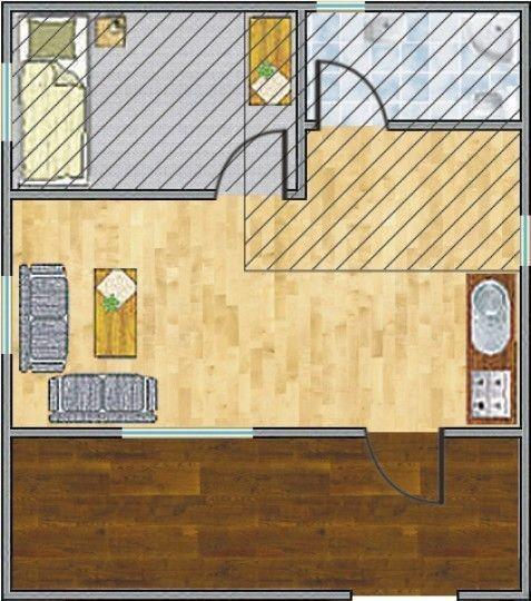 Plan domu Narcyz