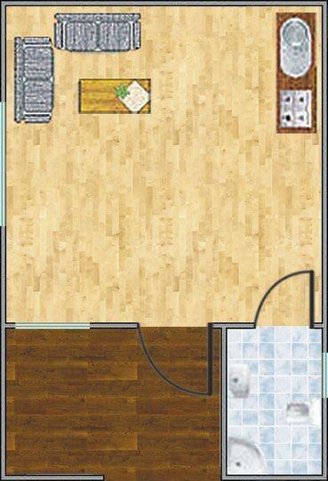 Plan domu Hiacynt