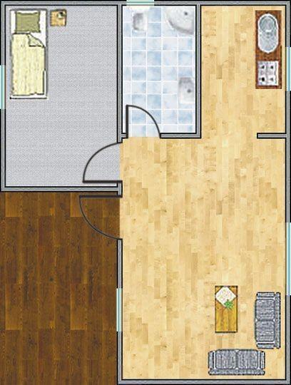 Plan domu Słonecznik